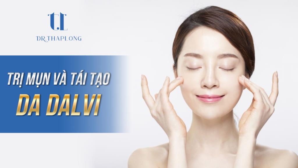 trị mụn và tái tạo da