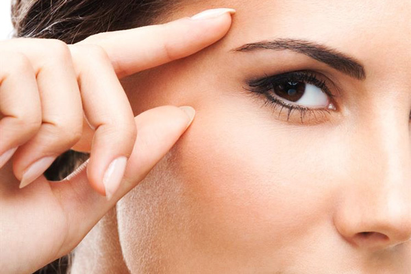 Nhăn thâm vùng mắt