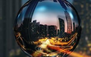 bong bóng bất động sản
